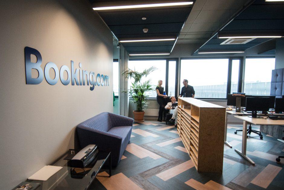 "Atidarytas ""Booking.com"" skambučių centras"
