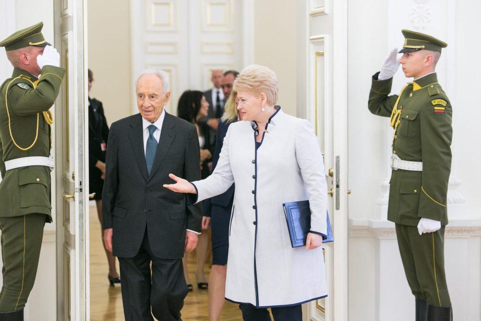 Iš Sch.Pereso litvakai tikisi ir užtarimo
