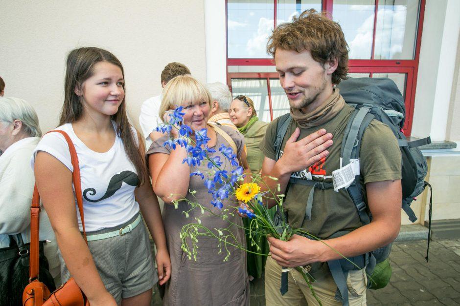 Į Vilnių iš Rusijos grįžo