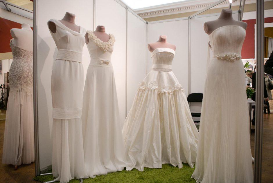 Paruoštukas būsimiems jaunavedžiams – išskirtinė vestuvių paroda