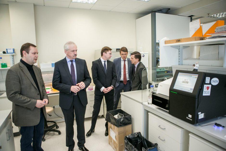 Lietuva siekia tapti Europos sveikatos technologijų ir inovacijų centru