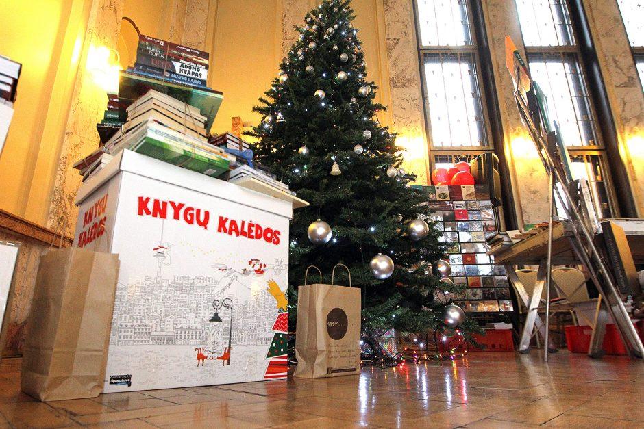 Kalėdinė knygų mugė Ramovėje