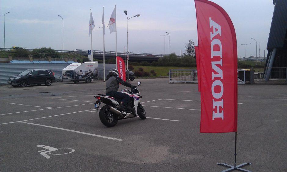 Motociklų specialistai vieningai pritaria: A2 kategorija pasiteisina