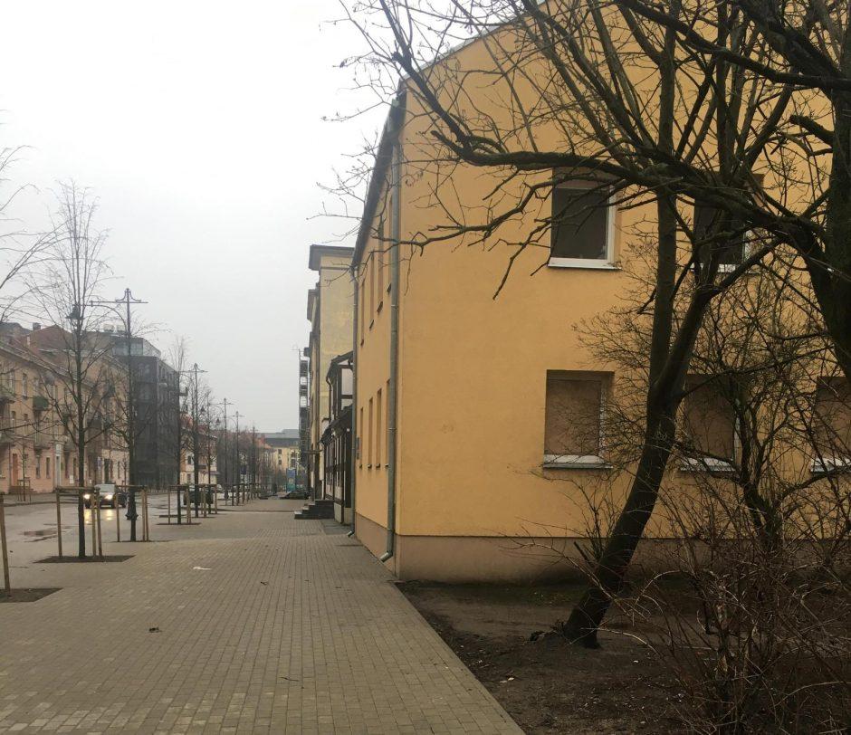 Klaipėdos kasdienybė: centre – benamių irštva