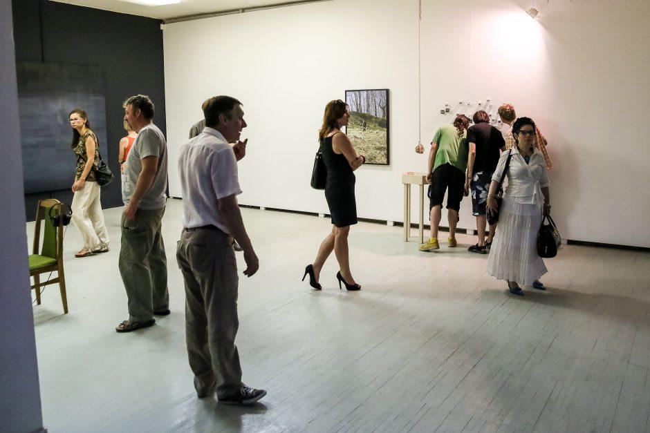 Kroatų ir lietuvių menininkų kelius sujungė paroda