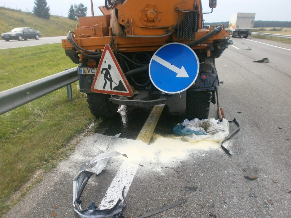 Klaipėdos rajone - mirtina avarija