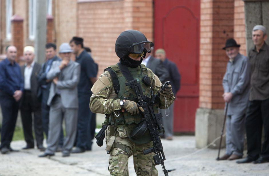 Saugumo tarybą Rusijoje paliko be galvos (pasikėsinimų kronika)