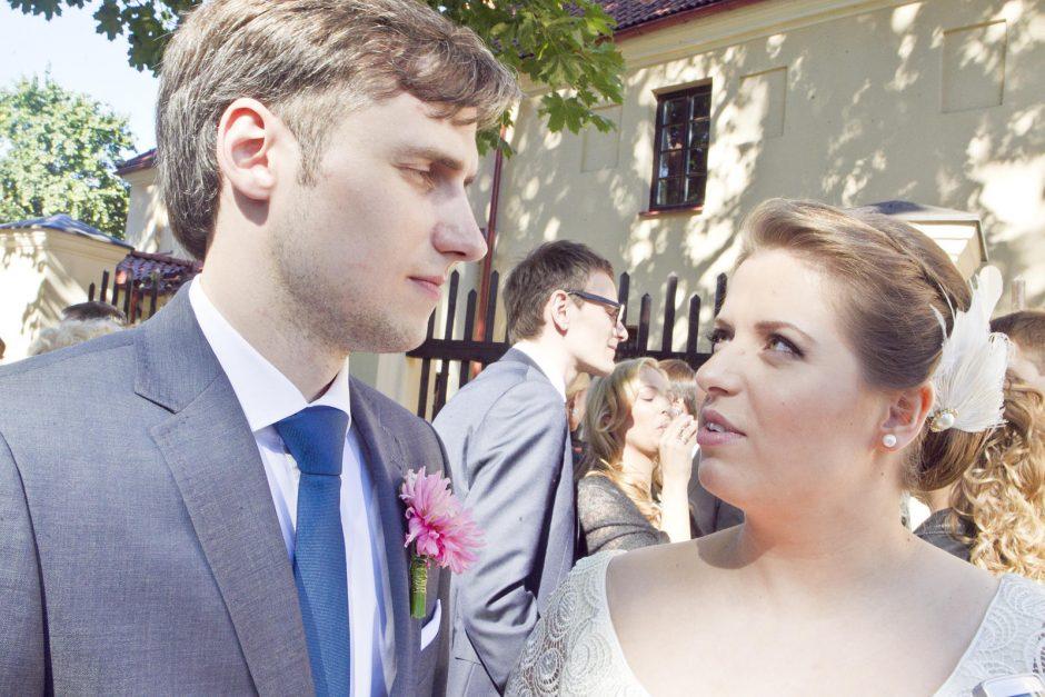 Teisininkai vedybų sutarties nesudarė