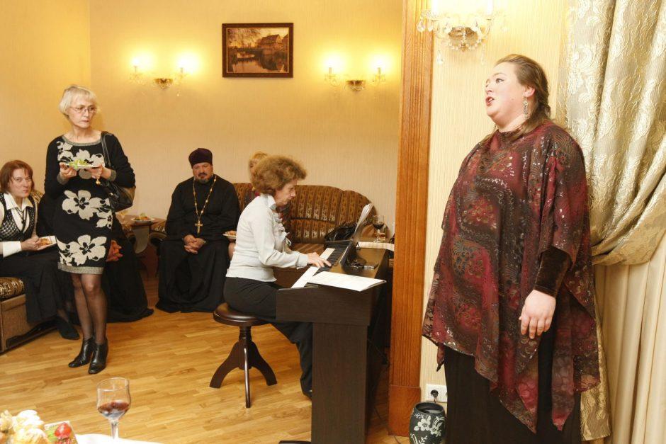 Rusijos šventė minėta ir Klaipėdoje
