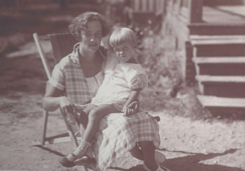 Lenkų kilmės seserys puoselėjo lietuvybę