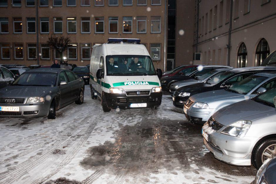 Korupcijos skandalas Kauno rajono savivaldybėje: R.Pudževelis suimtas dviem savaitėms