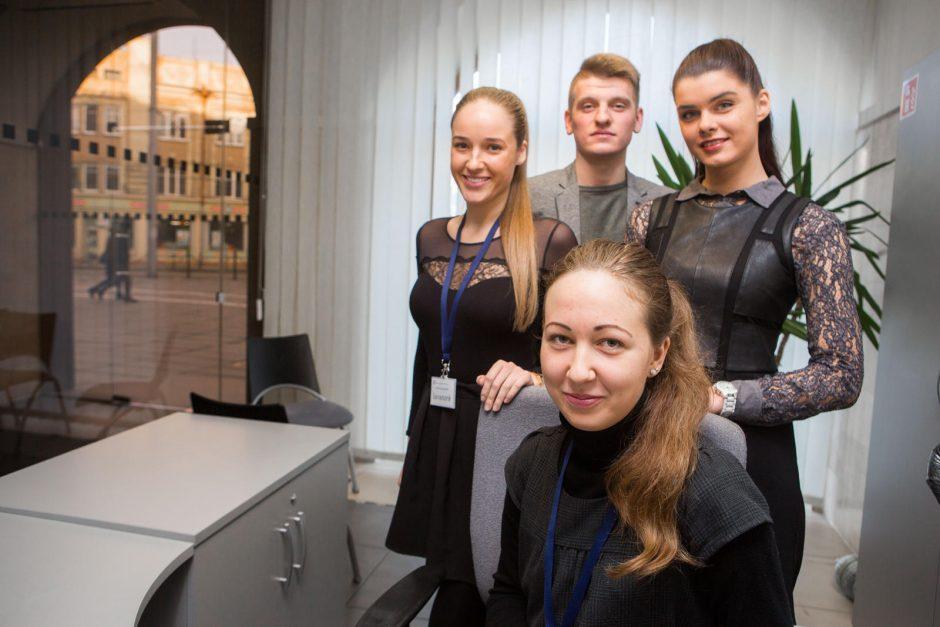 Naujovė Kauno teisme – paslaugūs savanoriai