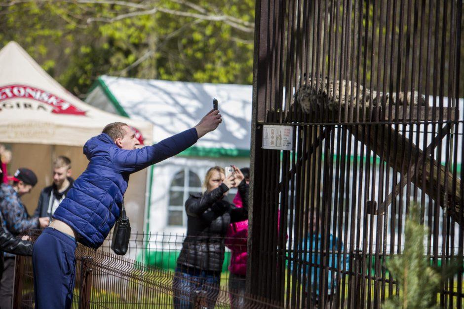 Zoologijos sodas gali prarasti ES pinigus?