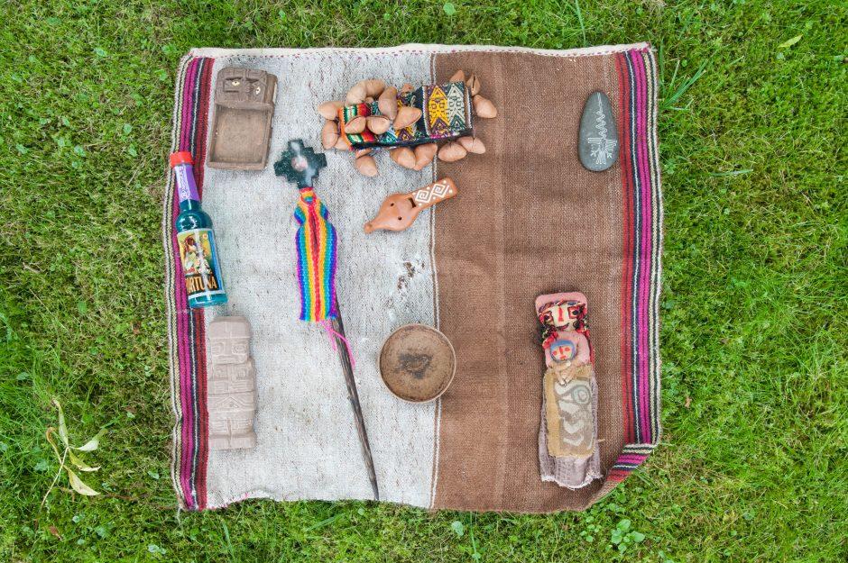 Viešnagė pas Peru šamanus atvėrė kitokį pasaulį