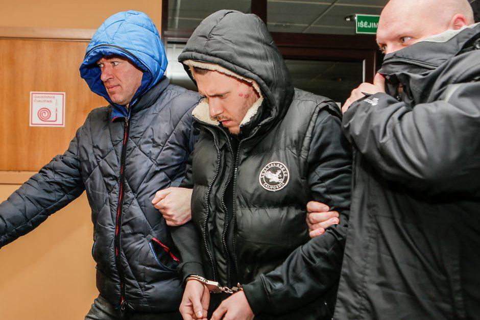 Teismui perduota apsaugos darbuotojo nužudymo byla