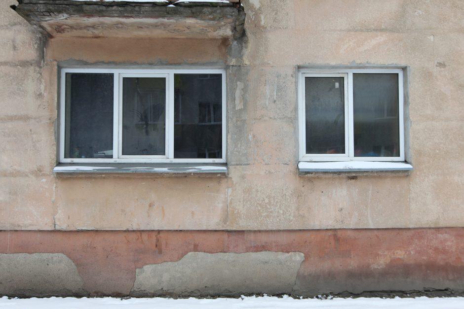 Savivaldybės butas – triukšmingoms orgijoms