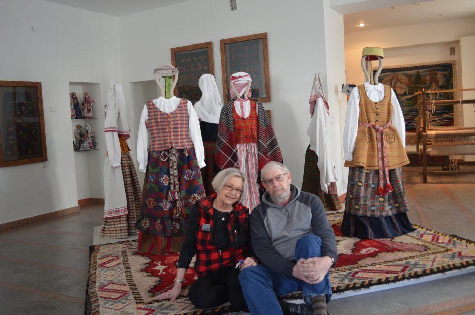 Praskynusieji kelią profesionaliai lietuvių tekstilei – jų sielos įstrigo Lietuvoje