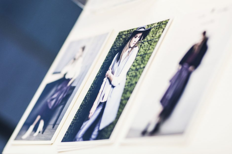 Naujos kolekcijos pristatyme – žinomos moterys