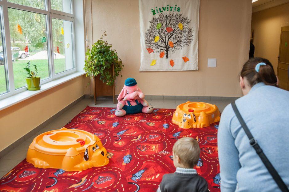 """Naujame Vilniaus lopšelio-darželio """"Žilvitis"""" filiale įsikūrė 47 vaikai"""