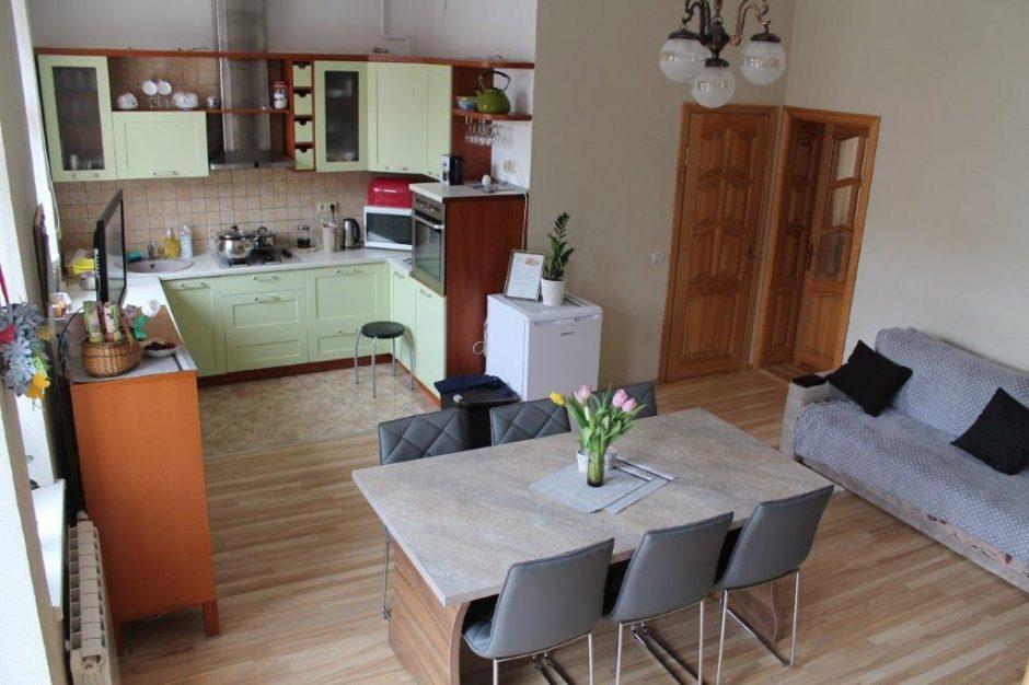 Klaipėdos našlaičiams nori jaukių ir erdvių namų
