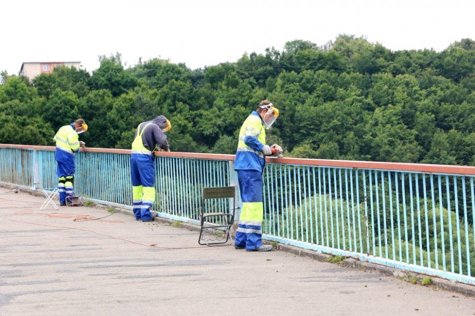 Trijų mergelių tiltas nebešiurpins