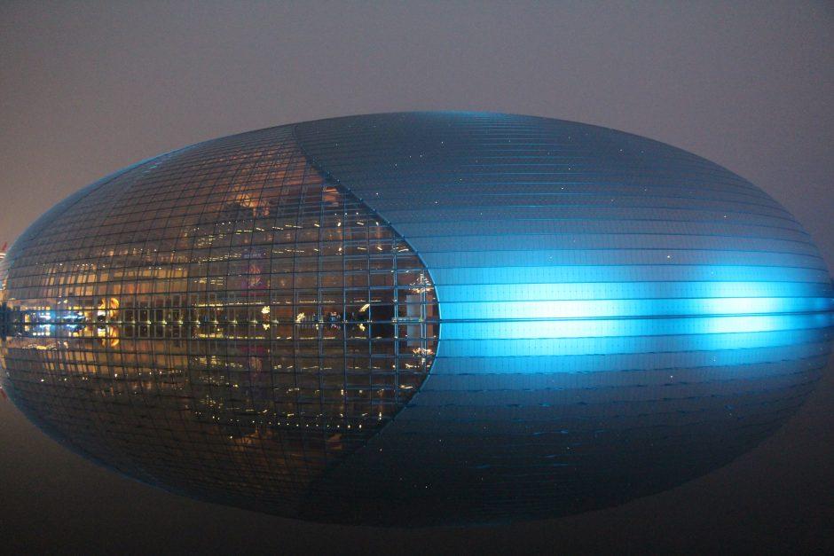 Kinijoje tapo skandalo dėl meno liudininku