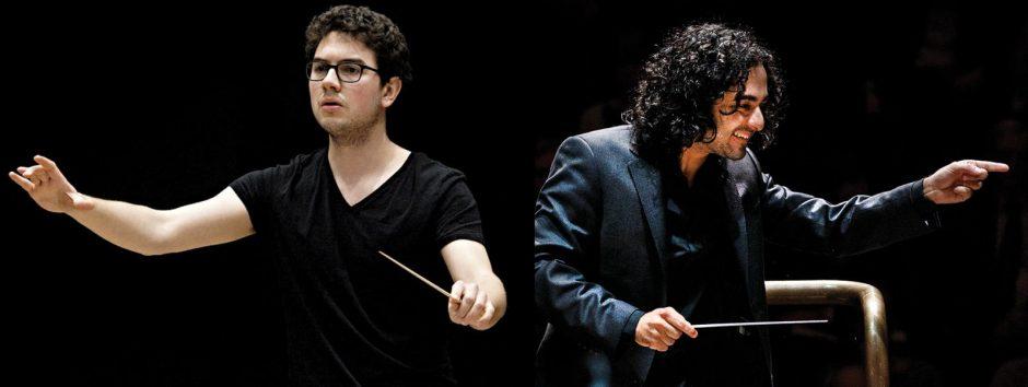 Orkestrui vadovaus muzikos stebukladariai iš Šveicarijos ir Britanijos