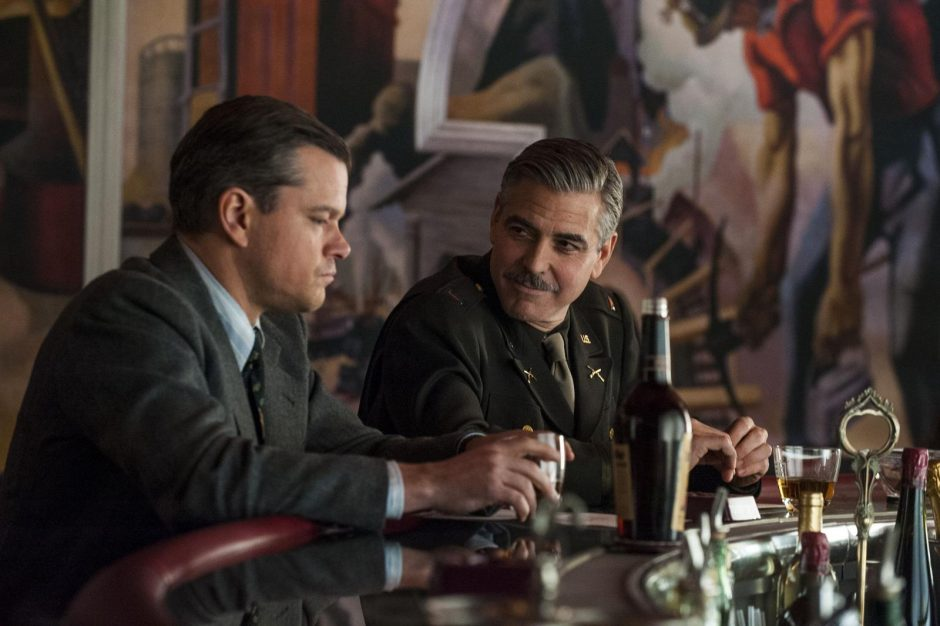 """Naujausiam G. Clooney filmui jau pranašaujamas """"Oskaras"""""""