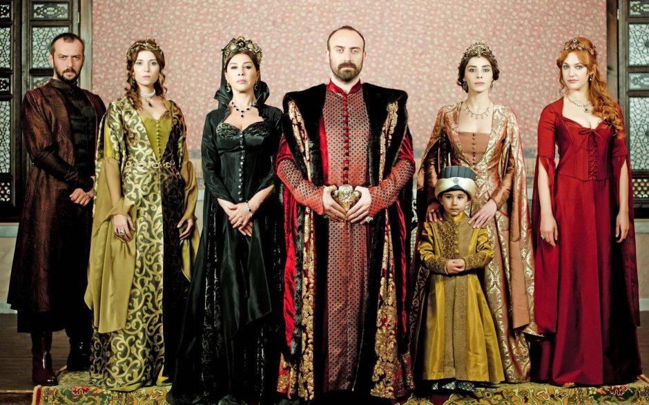 Lietuvos žiūrovus prie ekranų pritraukia turkiški serialai