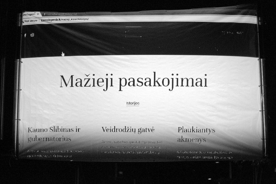 Kauno mito kūrimas. Pradžia