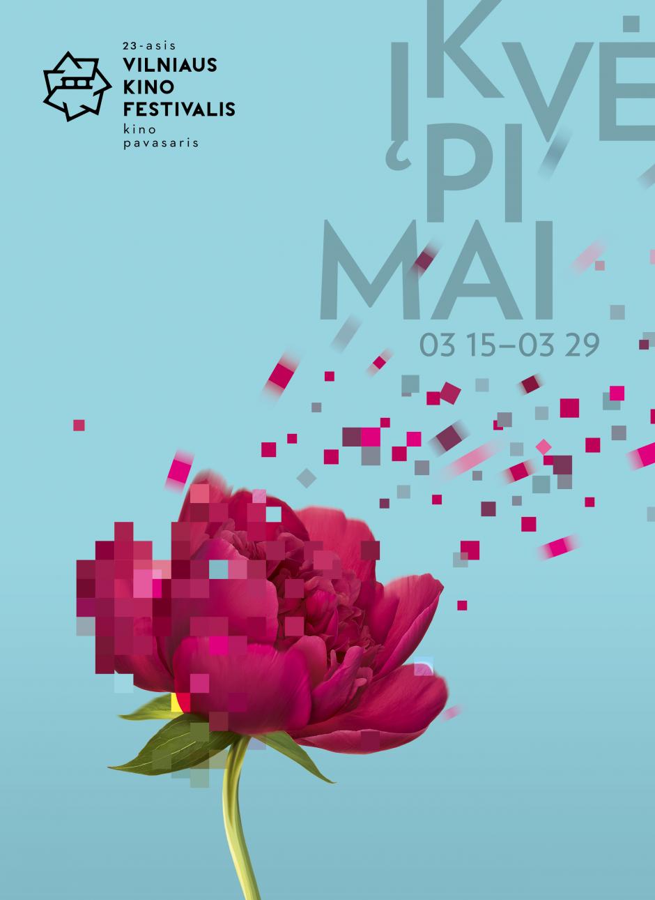 """""""Kino pavasaris"""" pristato 2018 m. vizualą """"Įkvėpimai"""" ir jo autorių"""