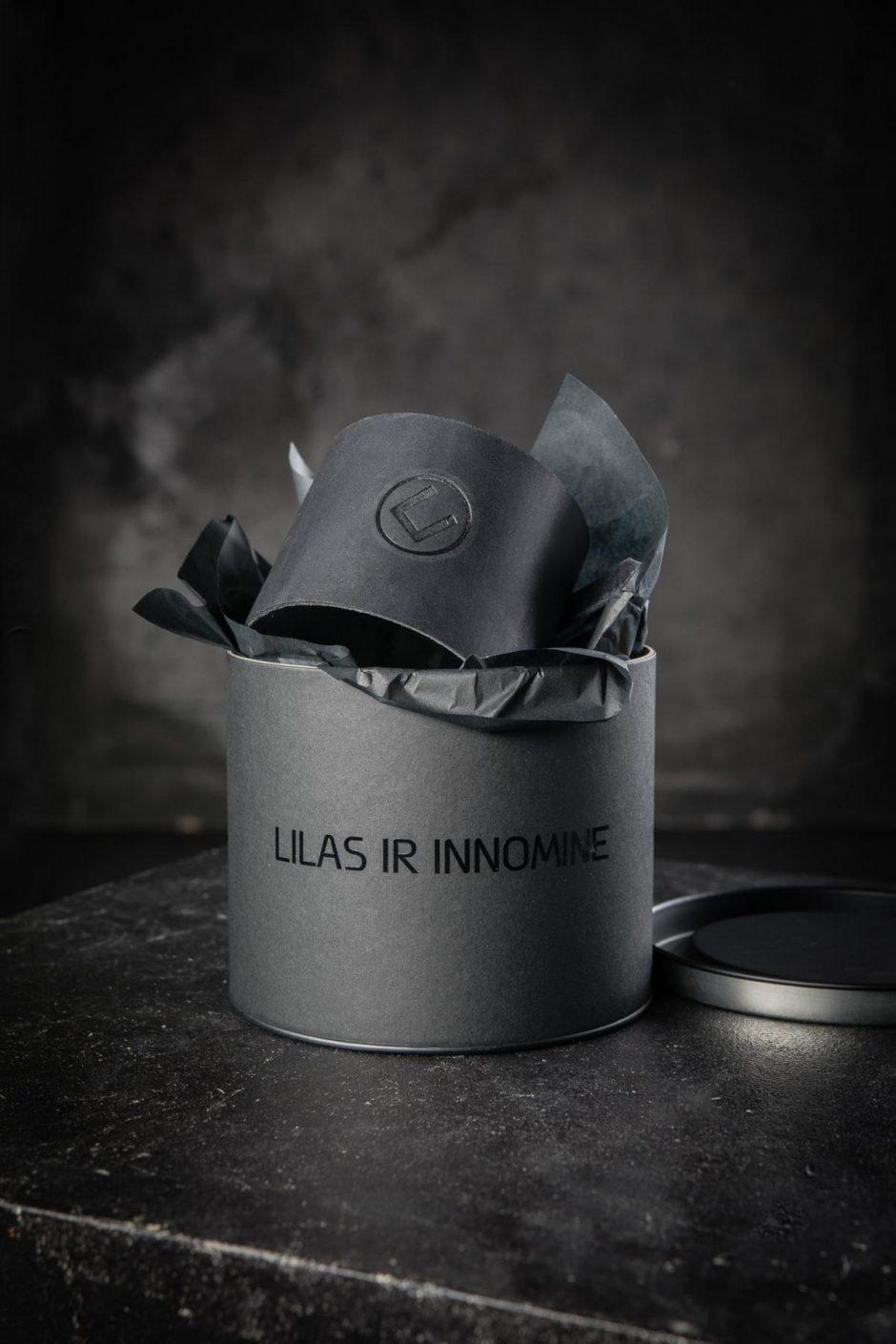 """""""Lilas ir Innomine"""" pristato grupės atributikos liniją"""