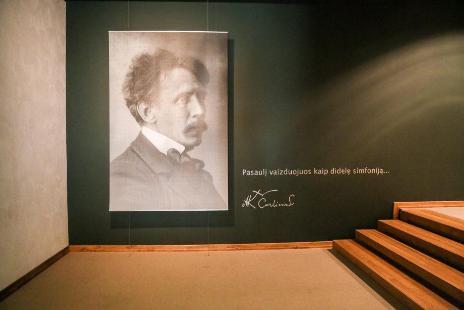 Geriausias Lietuvos ambasadorius – M.K.Čiurlionis
