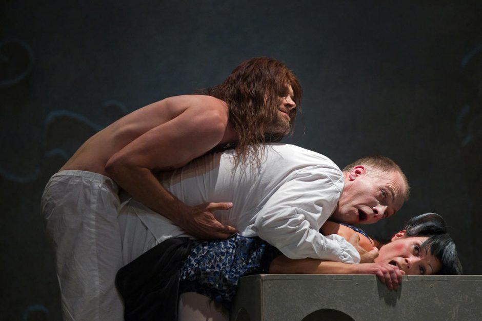 Panevėžio J.Miltinio dramos teatras gastroliuos pajūryje