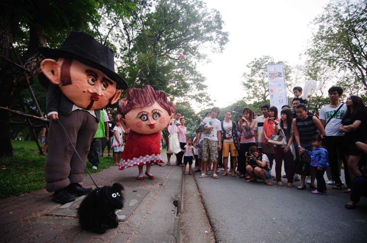 "Į ""Stebuklų šalį"" Klaipėdoje ves gatvės cirko festivalis"