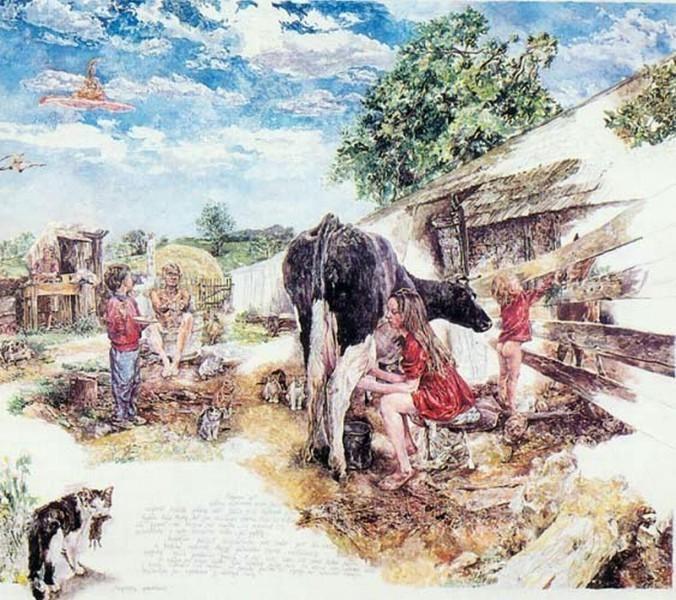 A.Puipos darbų parodą Palangoje papildys knyga apie autorių