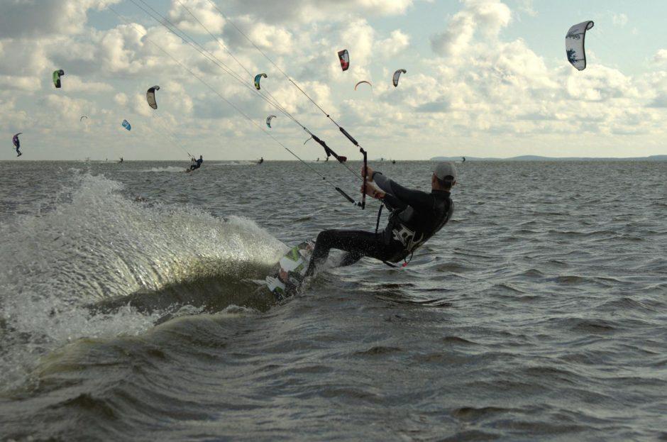 Vieninteliai kaito degalai – vėjas