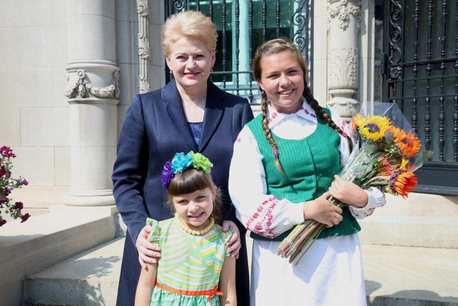 Pirmokų pasai – JAV gyvenantiems lietuvių vaikams