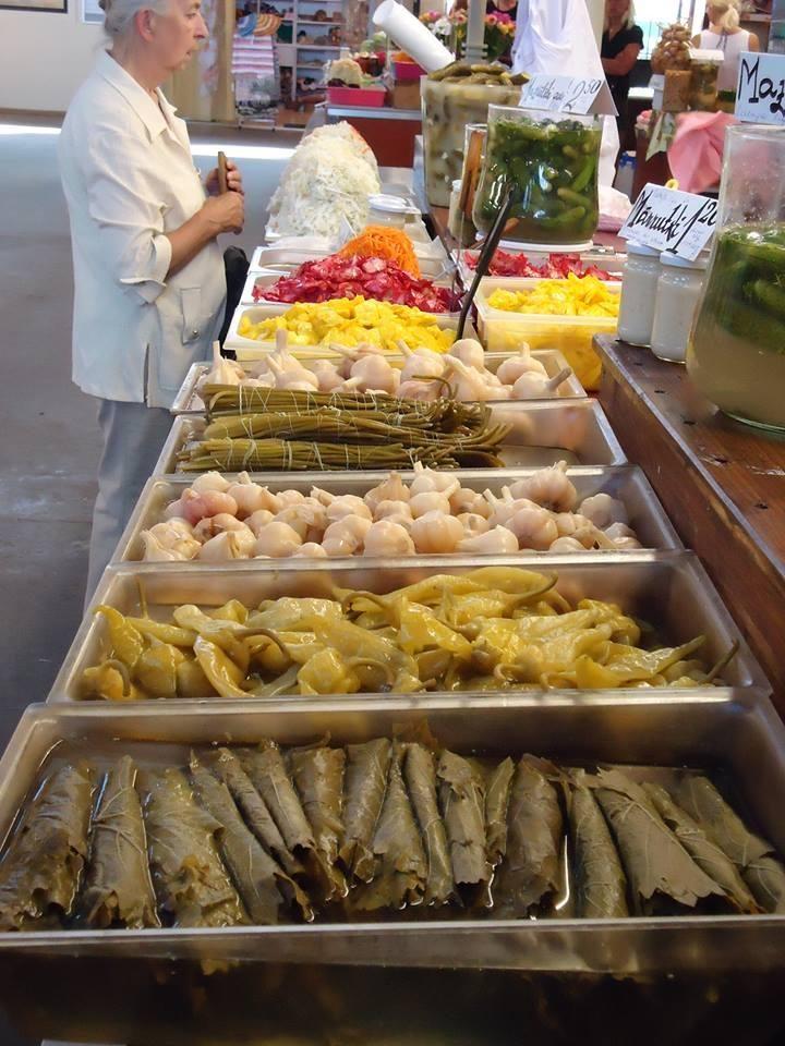 Lietuviai užsienio šalis stengiasi geriau pažinti apsilankydami vietiniame turguje