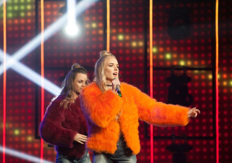 """Pirmojoje """"Eurovizijos"""" atrankos laidoje – atradimas: esate tikra bomba!"""