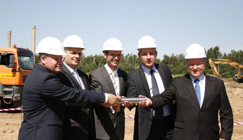 Kauno rajone – 100 milijonų litų siekiančios investicijos