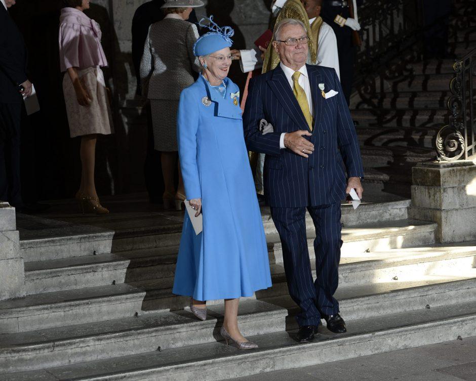 Henrikas: Danijos princas, norėjęs būti karaliumi