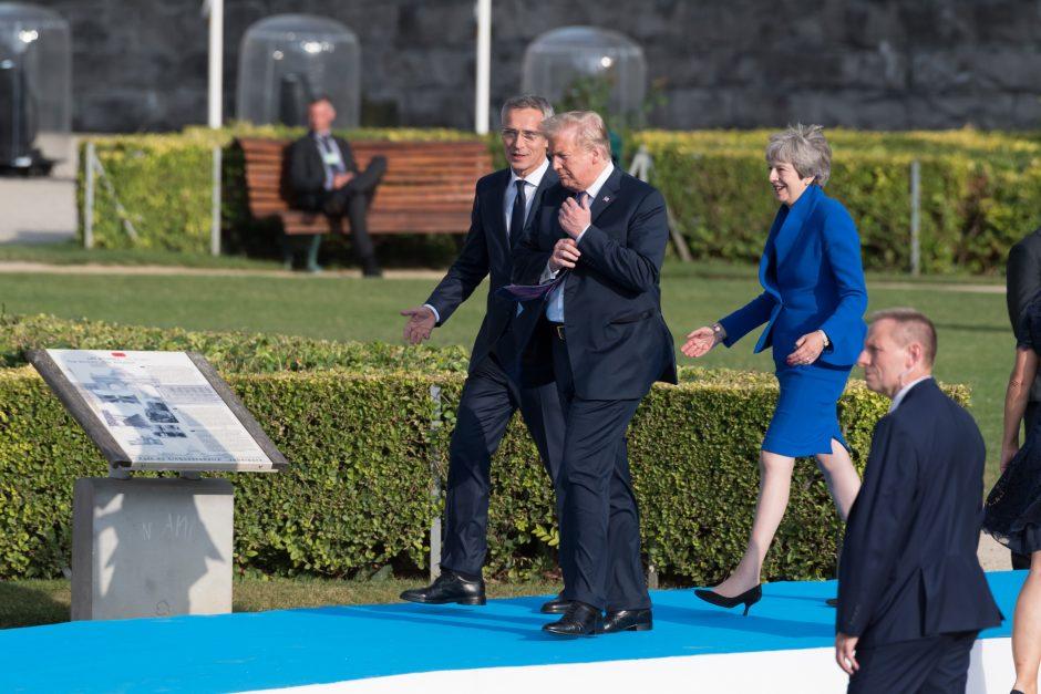 NATO viršūnių susitikimas