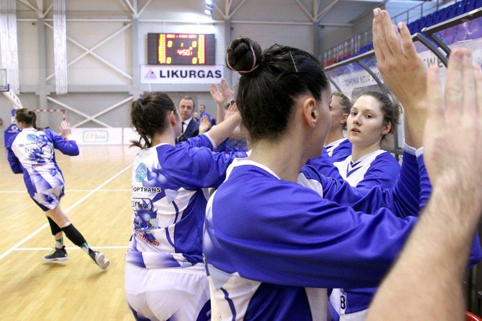 """EEWBL: """"Sirenos"""" – Maskvos """"Dynamo"""" 55:81"""