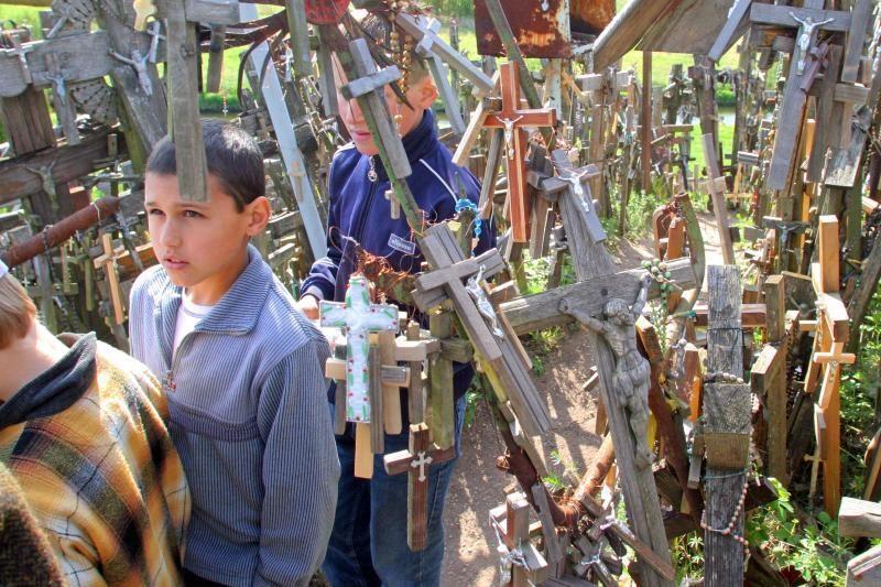 Paveldosaugininkas: visos Kryžių kalno problemos kyla dėl jo statuso