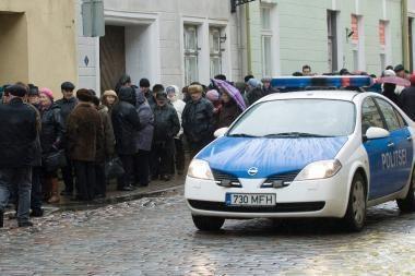 Estijoje minima šalies Nepriklausomybės atkūrimo diena