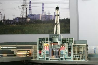 Ignalinos atominei elektrinei vadovaus O.Čiukšys