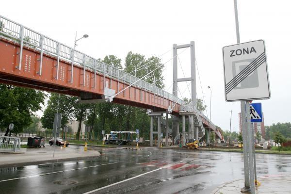 Tiltams, viadukams, estakadoms ir tuneliams – 30 milijonų litų