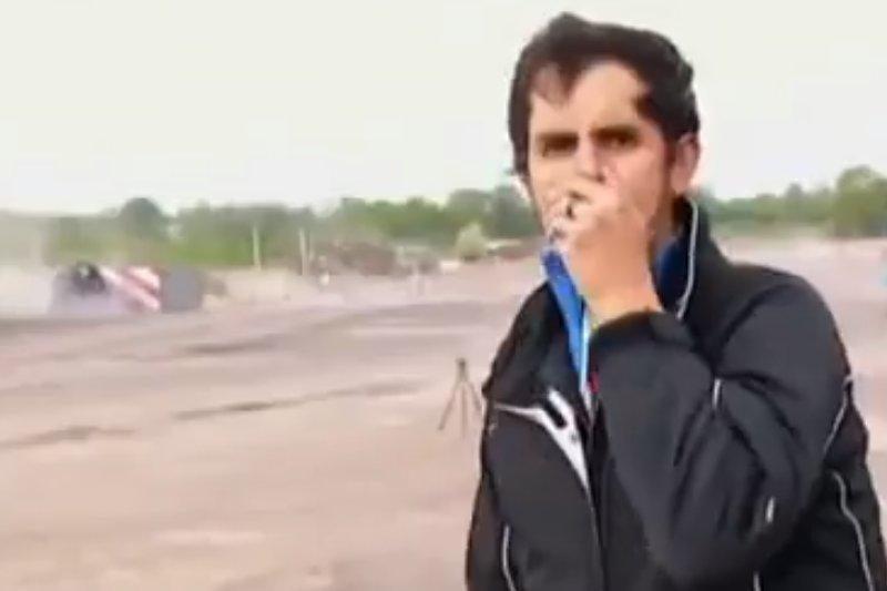 Į sieną – 200 km/val. greičiu: kas lieka iš automobilio?