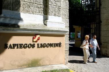 Dėl aplaidaus valdymo Vilniaus Sapiegos ligoninei gresia bankrotas